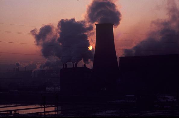 Romano Cagnoni「Pollution In Sheffield」:写真・画像(13)[壁紙.com]
