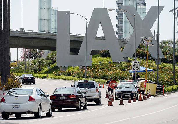 Security Increased At LAX After Multiple Explosions During Boston Marathon:ニュース(壁紙.com)