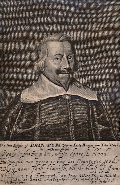 Stuart - Florida「John Pym English Parliamentarian Politician C1644 (1894)」:写真・画像(13)[壁紙.com]