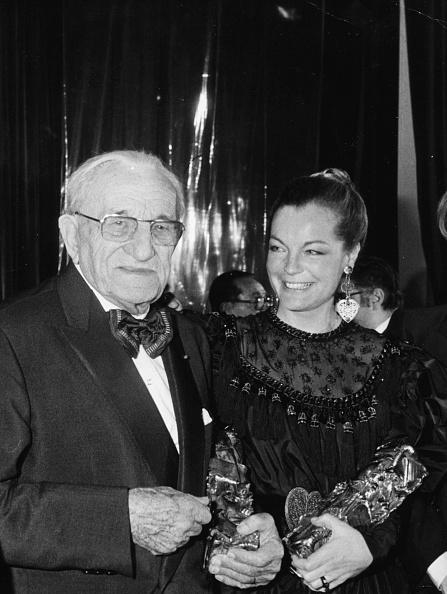 César Awards「Charles Vanel And Romy Schneider」:写真・画像(12)[壁紙.com]