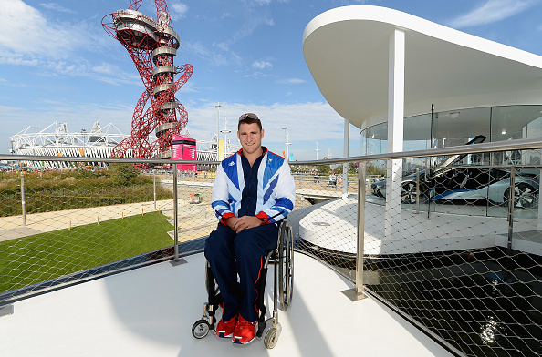 2012 Summer Paralympics - London「Paralympics - Day 6: BMW Group Pavilion」:写真・画像(11)[壁紙.com]