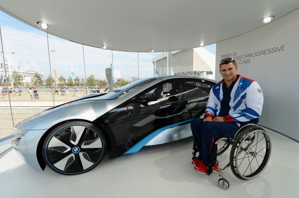 2012 Summer Paralympics - London「Paralympics - Day 6: BMW Group Pavilion」:写真・画像(12)[壁紙.com]