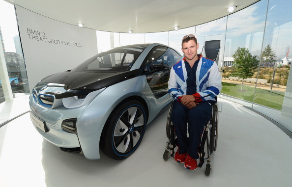 2012 Summer Paralympics - London「Paralympics - Day 6: BMW Group Pavilion」:写真・画像(13)[壁紙.com]