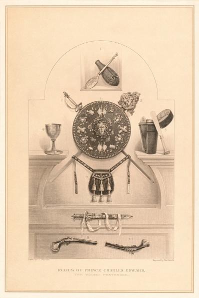 Stuart - Florida「Relics of Prince Charles Edward. The Great Pretender, (1878)」:写真・画像(16)[壁紙.com]