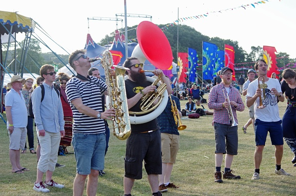 トランペット「Love Supreme Jazz Festival, Glynde Place, East Sussex, July 2015」:写真・画像(15)[壁紙.com]