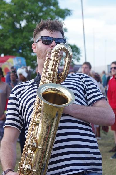 Crockery「Love Supreme Jazz Festival, Glynde Place, East Sussex, July 2015」:写真・画像(2)[壁紙.com]