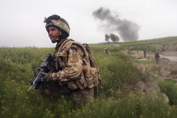 British Culture「British Forces Battle Taliban In Helmand Province」:写真・画像(11)[壁紙.com]