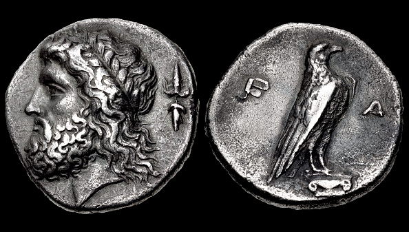 Classical Greek「The 107Th Olympiad Obverse: Head Of Zeus」:写真・画像(18)[壁紙.com]