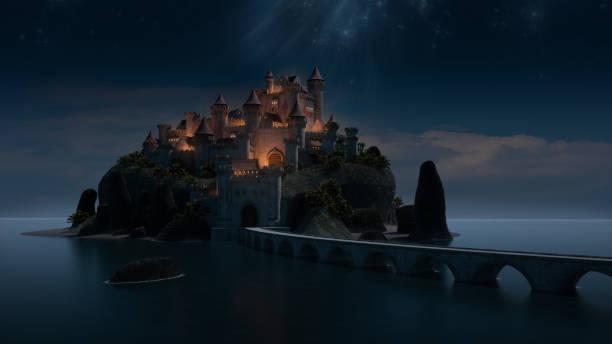 Storybook Castle:スマホ壁紙(壁紙.com)