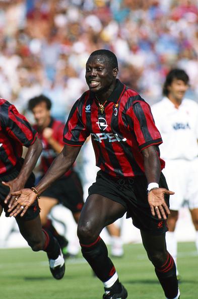 Milan「George Weah AC Milan」:写真・画像(13)[壁紙.com]