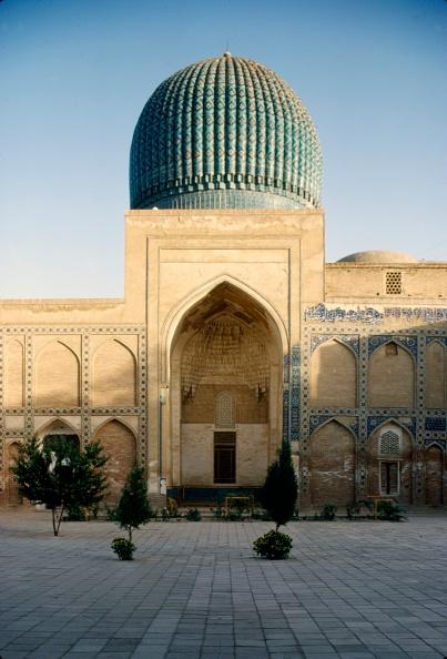 Samarkand「Timurs Tomb,」:写真・画像(9)[壁紙.com]
