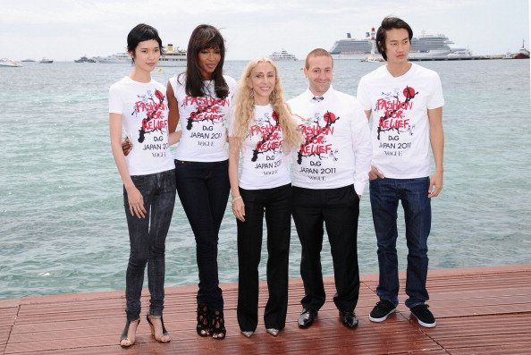 Ian Gavan「Fashion For Relief Photocall - 64th Annual Cannes Film Festival」:写真・画像(14)[壁紙.com]