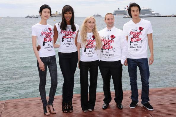 Ian Gavan「Fashion For Relief Photocall - 64th Annual Cannes Film Festival」:写真・画像(13)[壁紙.com]