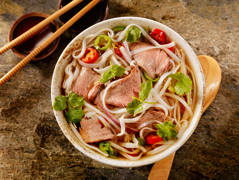 Rice Noodles「Beef Pho」:スマホ壁紙(15)