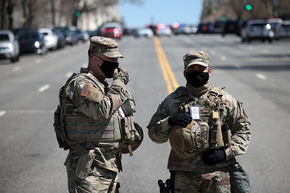 Capitol Hill「U.S. Capitol On Lockdown Due To External Security Threat」:写真・画像(15)[壁紙.com]