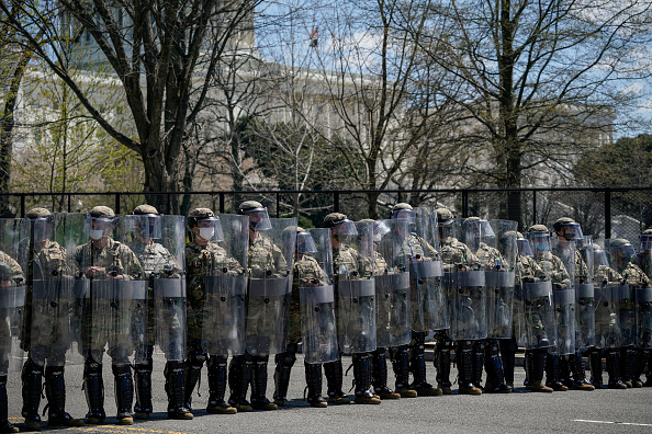 Capitol Hill「U.S. Capitol On Lockdown Due To External Security Threat」:写真・画像(3)[壁紙.com]