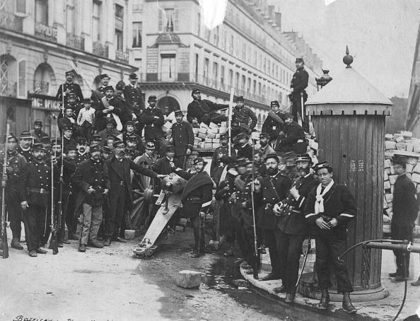 Barricade「Paris Commune」:写真・画像(7)[壁紙.com]