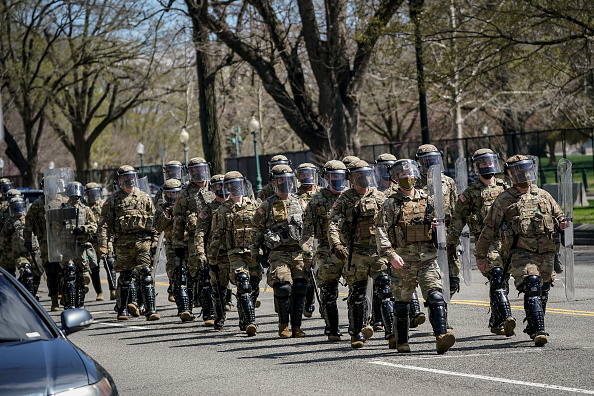 Capitol Hill「U.S. Capitol On Lockdown Due To External Security Threat」:写真・画像(17)[壁紙.com]