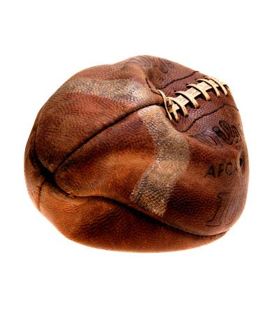 Ruined「Deflated American Football ball」:スマホ壁紙(4)