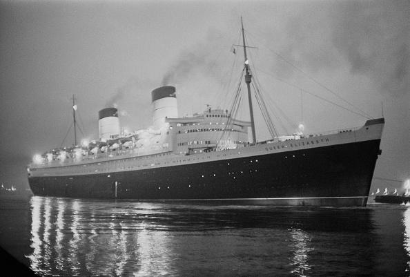 Ship「RMS Queen Elizabeth」:写真・画像(17)[壁紙.com]