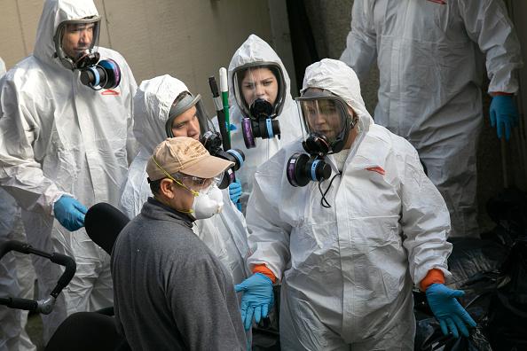 Pandemic - Illness「Washington State Continues Efforts To Limit Spread Of Coronavirus」:写真・画像(14)[壁紙.com]
