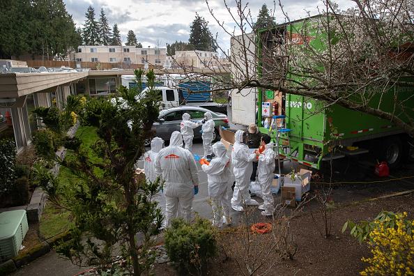 Washington State「Washington State Continues Efforts To Limit Spread Of Coronavirus」:写真・画像(12)[壁紙.com]