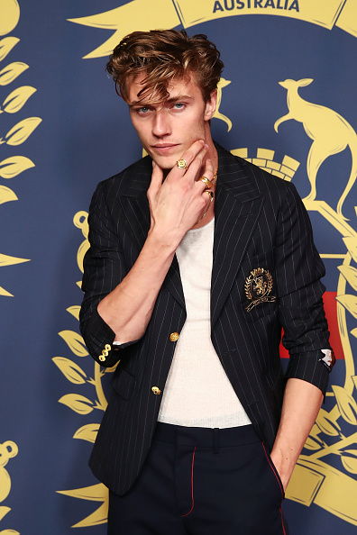 Black Color「Tommy Hilfiger Party - Arrivals」:写真・画像(14)[壁紙.com]