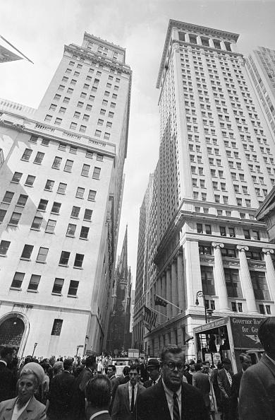 Broadway - Manhattan「Trinity Church」:写真・画像(14)[壁紙.com]