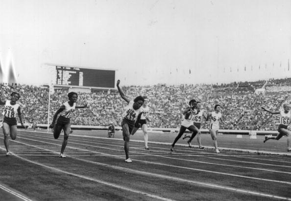 Track And Field「Women's 100M」:写真・画像(14)[壁紙.com]