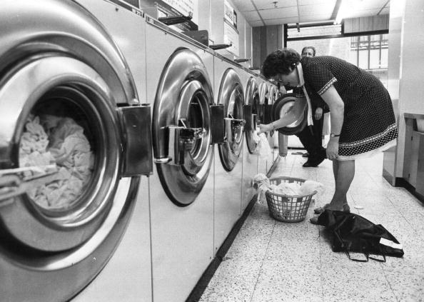 Laundromat「Barbican Laundrette」:写真・画像(2)[壁紙.com]