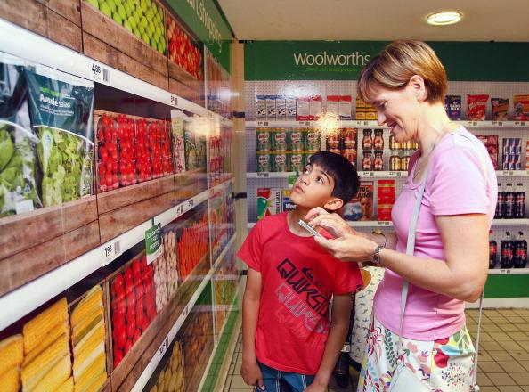 オーストラリア「Woolworths Unveil Australia's First Virtual Supermarket」:写真・画像(10)[壁紙.com]