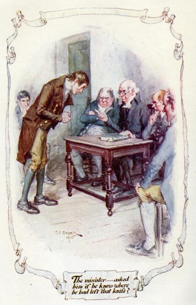 The Knife「Silas Marner by George Eliot」:写真・画像(6)[壁紙.com]