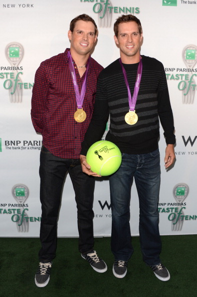 Gold Medal「13th Annual BNP PARIBAS TASTE OF TENNIS, Benefitting New York Junior Tennis & Learning - Arrivals」:写真・画像(8)[壁紙.com]