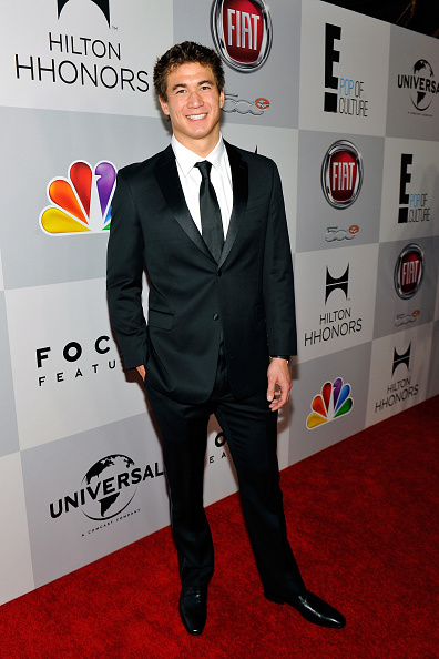 Nathan Adrian「NBCUniversal Golden Globes Viewing And After Party - Red Carpet」:写真・画像(3)[壁紙.com]