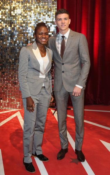 Boxer Luke Campbell「The British Soap Awards 2013 - Red Carpet Arrivals」:写真・画像(1)[壁紙.com]
