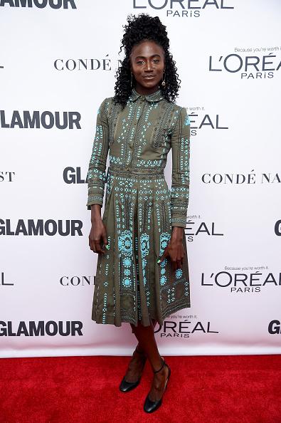 Medalist「Glamour Celebrates 2017 Women Of The Year Awards - Arrivals」:写真・画像(9)[壁紙.com]