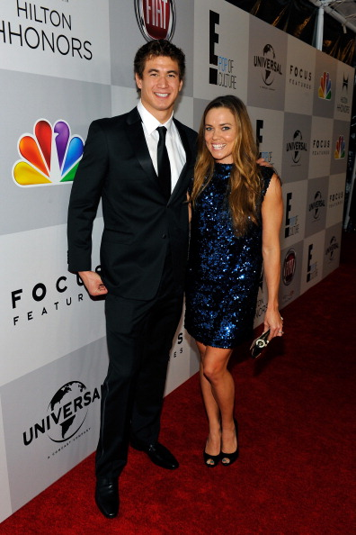 Nathan Adrian「NBCUniversal Golden Globes Viewing And After Party - Red Carpet」:写真・画像(6)[壁紙.com]