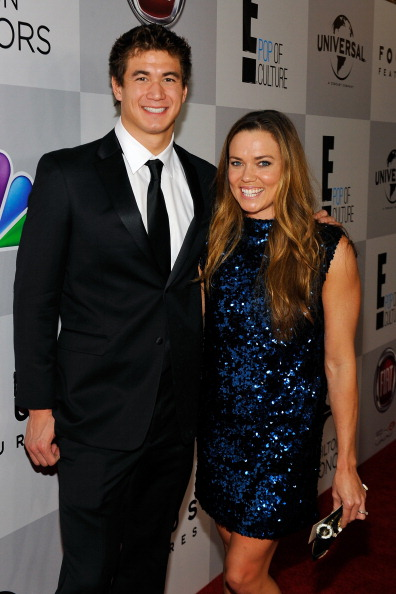 Nathan Adrian「NBCUniversal Golden Globes Viewing And After Party - Red Carpet」:写真・画像(5)[壁紙.com]