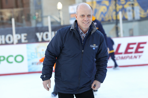 Scott Hamilton - Figure Skater「2016 NHL All-Star - Shine Bright Campaign」:写真・画像(8)[壁紙.com]