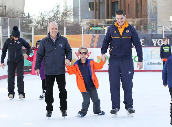 Scott Hamilton - Figure Skater「2016 NHL All-Star - Shine Bright Campaign」:写真・画像(16)[壁紙.com]