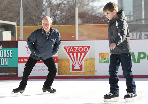 Scott Hamilton - Figure Skater「2016 NHL All-Star - Shine Bright Campaign」:写真・画像(12)[壁紙.com]