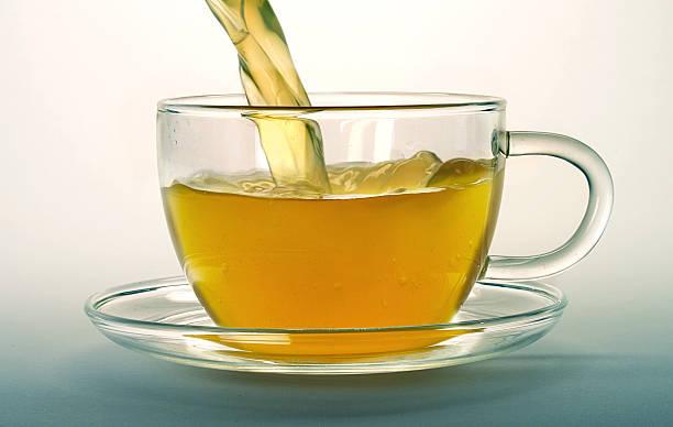 Green tea pouring:スマホ壁紙(壁紙.com)