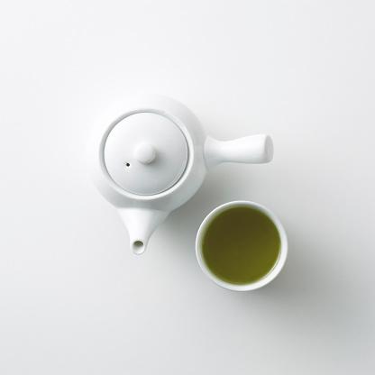 Teapot「Green tea」:スマホ壁紙(6)