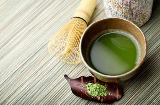 Ceremony「Green Tea」:スマホ壁紙(3)