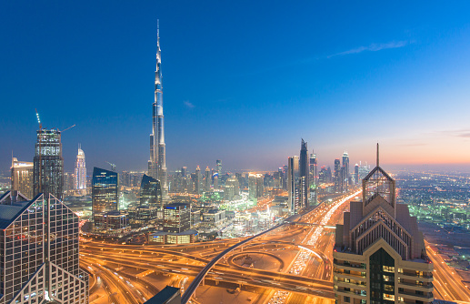 LypseUAE2015「Dubai skyline down town district cityscape」:スマホ壁紙(16)