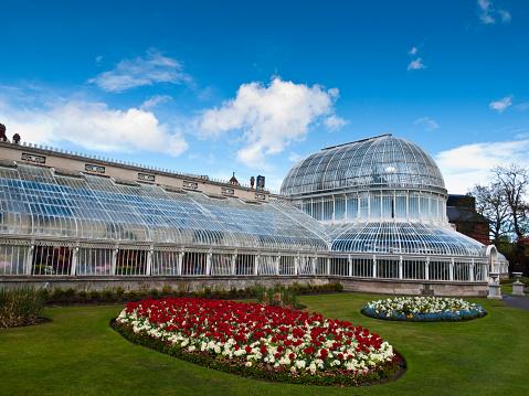 Botanical Garden「Botanic Palm House, Belfast,Northern Ireland」:スマホ壁紙(19)