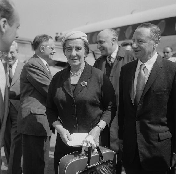 Heathrow Airport「Golda Meir」:写真・画像(2)[壁紙.com]