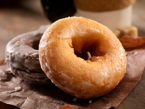 Sweet Food「Doughnuts」:スマホ壁紙(18)