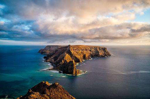 Atlantic Islands「The Island Of Ilhéu da Cal In Porto Santo」:スマホ壁紙(7)