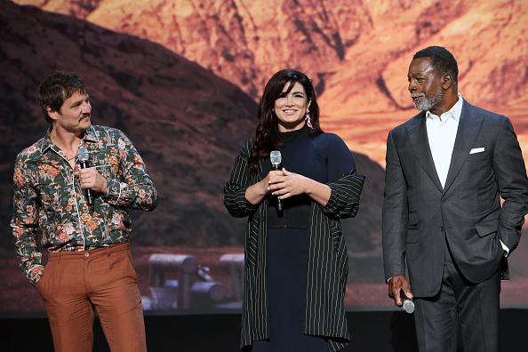 The Mandalorian - TV Show「Disney+ Showcase Presentation At D23 Expo Friday, August 23」:写真・画像(6)[壁紙.com]